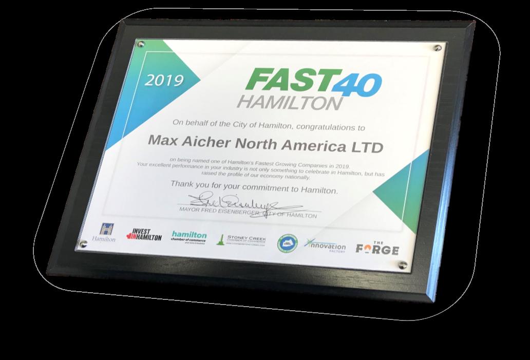 Fast 40 2019